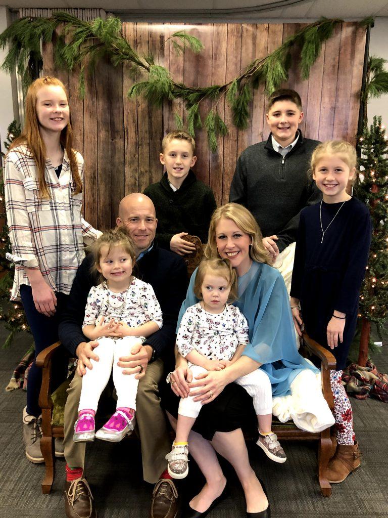 jeff wickerham family