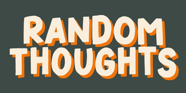 random thoughts from quarantine