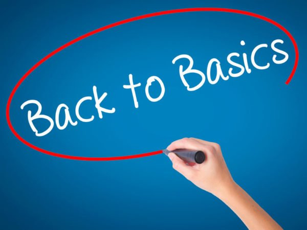 Get back to basics with your marketing