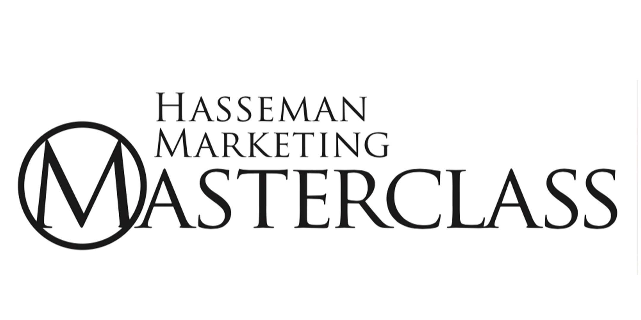 hasseman marketing masterclass