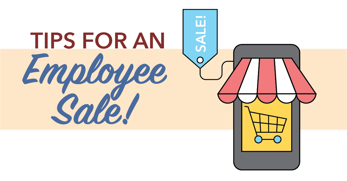 create a successful employee sale