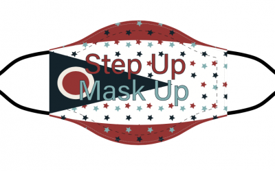 The Step Up Mask Up Campaign