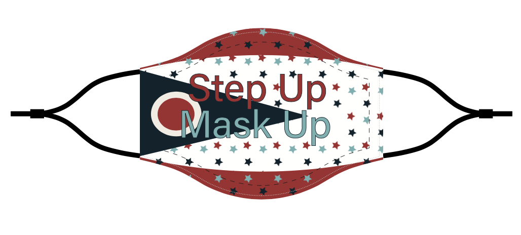 step up mask up
