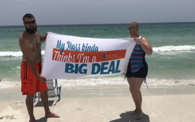What's The Worst Thing That Can Happen with a Branded Beach Towel?